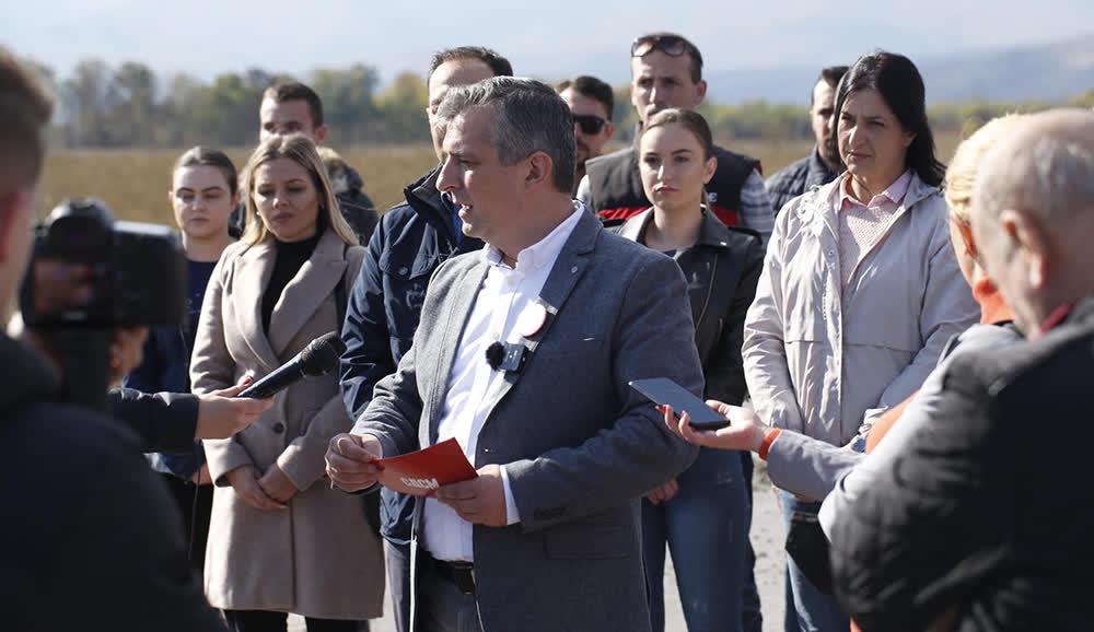 Илиевски најави итна и целосна гасификација на сите домаќинства и индустриски капацитети во Куманово