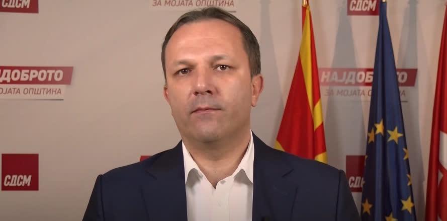 Спасовски ги повика кумановци да гласаат за Илиевски