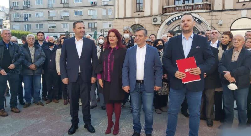 Нема да го продадете СДСМ за сметка на ВМРО ДПМНЕ, порача Костовски