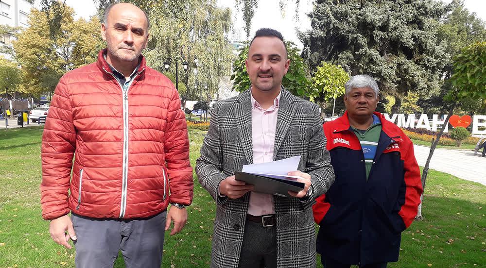 Куманово ќе биде поубаво место да живеење, со многу паркови и зелени површини, најави Петковски