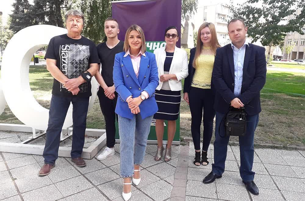 Нудиме прогресивна програма со реално остварливи проекти, најави Димитровска