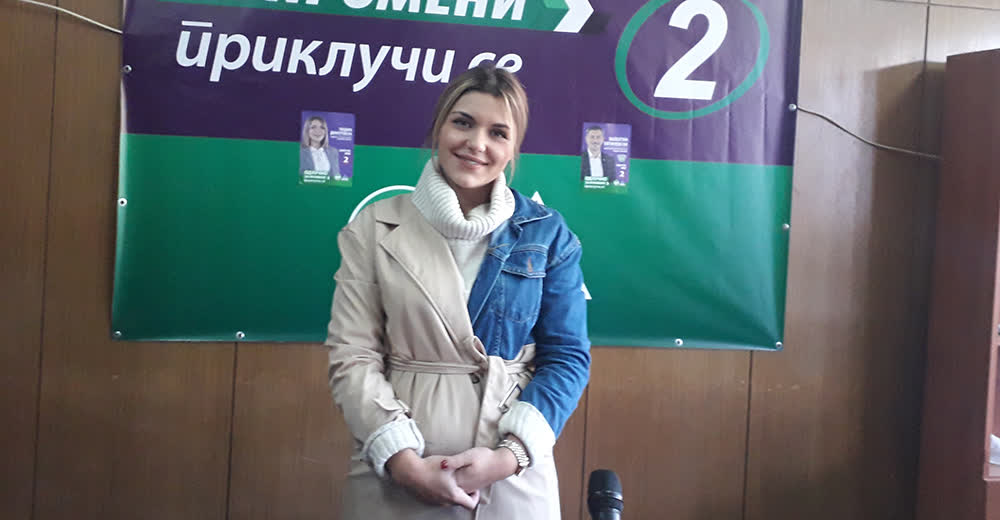 За мене ова беше исклучително искуство, се гледаме во некои нови битки, кажа Димитровска