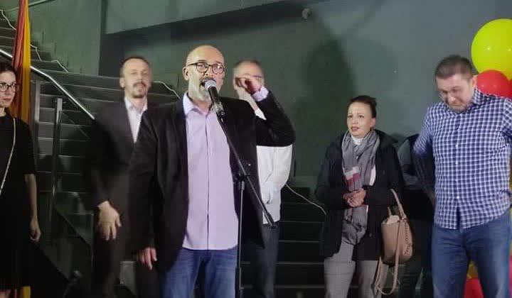 Михајловски: Ќе понудиме решенија за подобро, поубаво, зелено, модерно и европско Куманово
