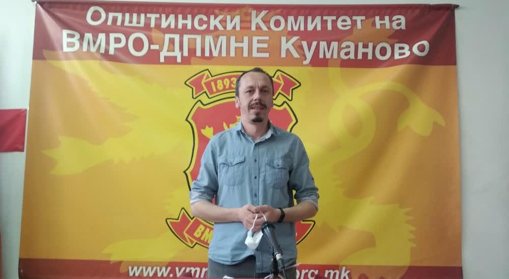 Петрушевски: Со реални проекти и идеи ќе ги решеваме проблемите на граѓаните