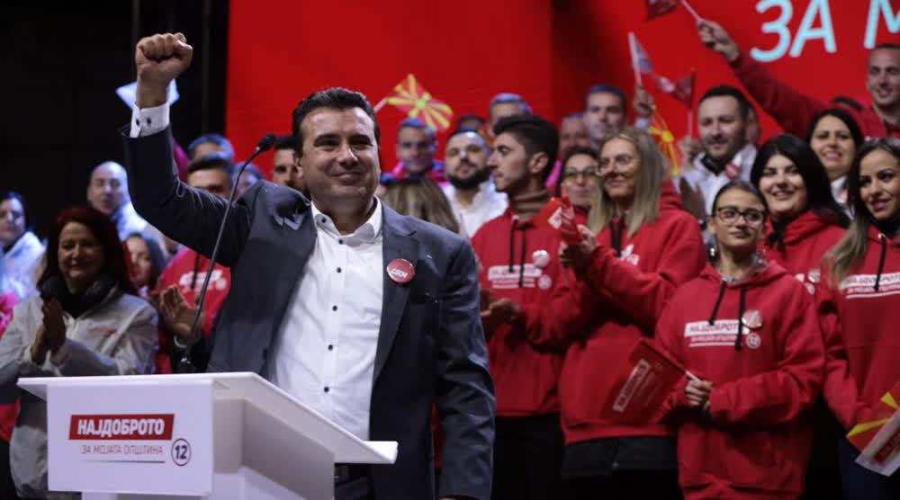 Заев: Четири години му се оддолжуваме на Куманово - вложивме над 120 милиони евра од државниот буџет