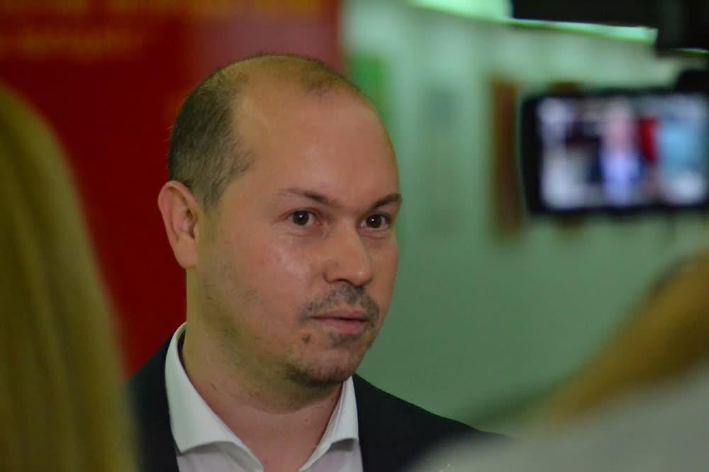 Сашо Тодоровски: Сакам Куманово да стане оаза на културата