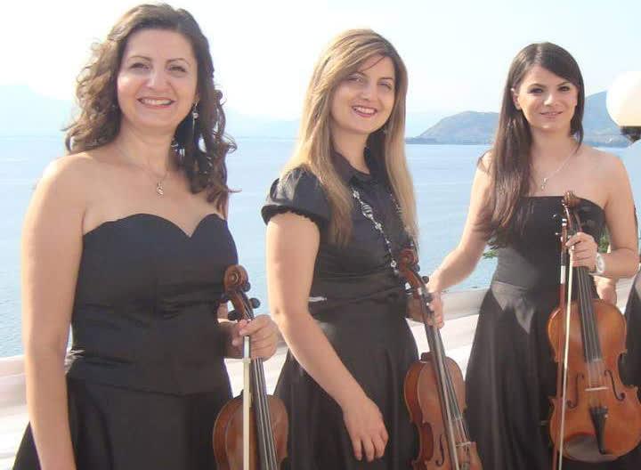 Концерт на Пламенка Трајковска во Крива Паланка