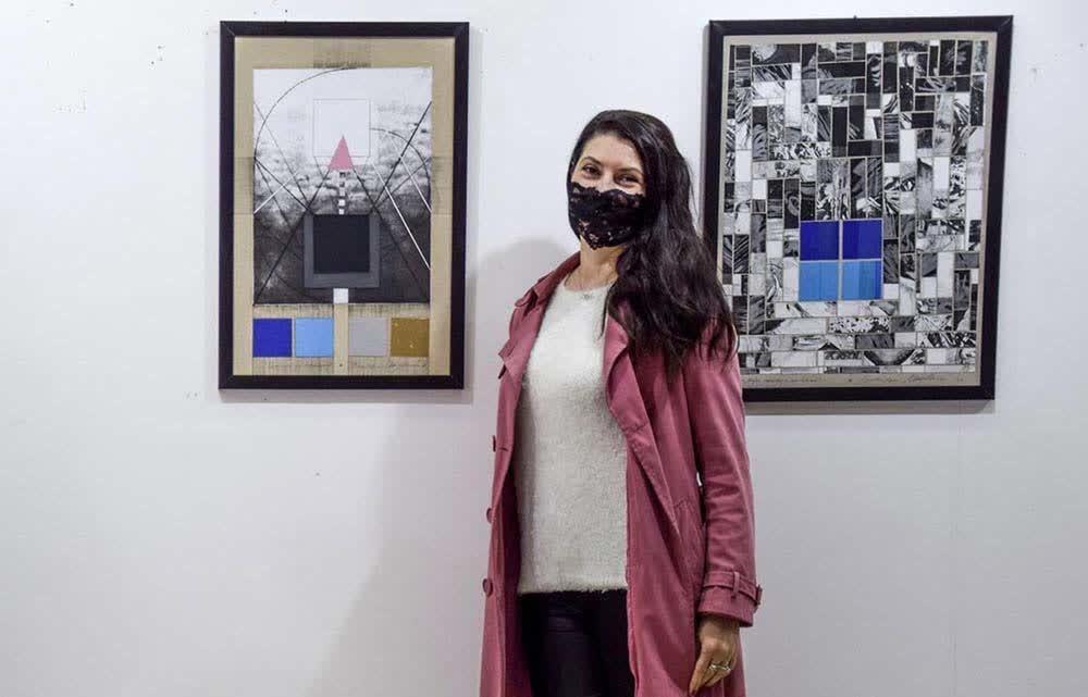Интервју со Валентина Илијевска, уметница: Сликајќи ја сината коцка го обликувам симболот на Човекот