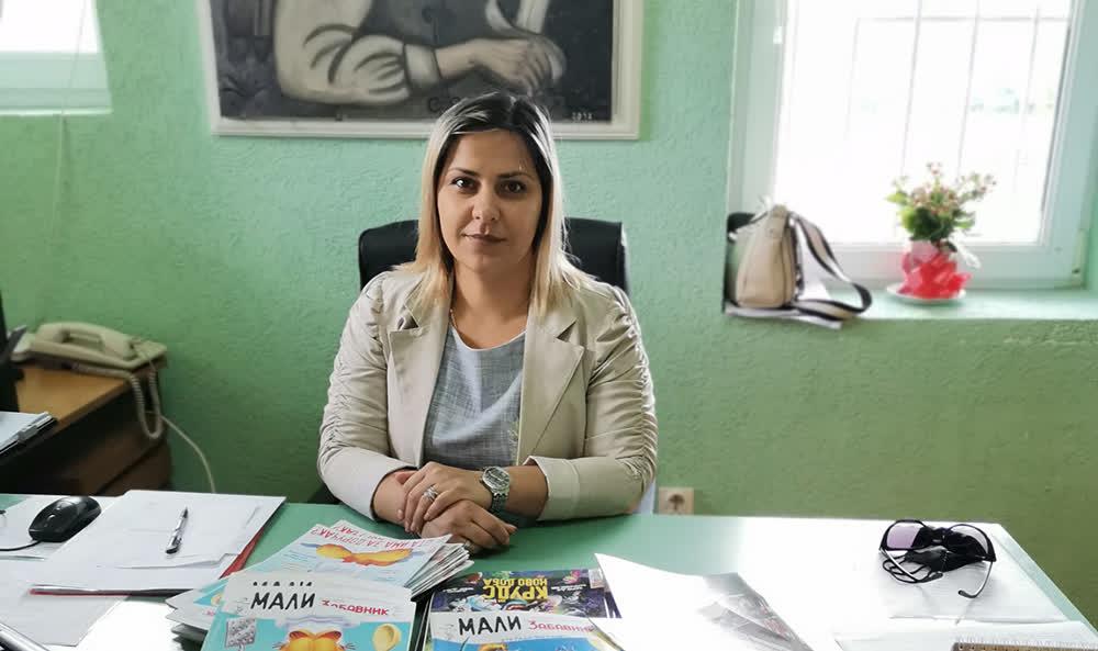 Тања Тодоровска нова директорка на училиштето во Умин Дол