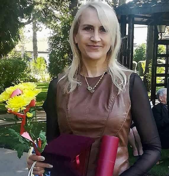 Професорката Лариса Жулина Митовски од Крива Паланка меѓу најдобрите просветни работници во државата