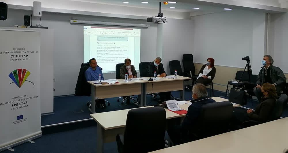 Кандидатите за градоначалник на Крива Паланка ги прифатијa граѓанските приоритети