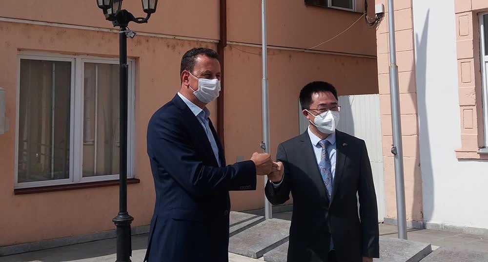 Повеќе кинески туристи во Крива Паланка, најави амбасадорот Џанг Ѕуо