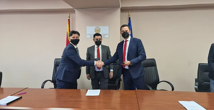 Крива Паланка потпиша договор за енергетски ефикасно осветлување преку јавно-приватно партнерство