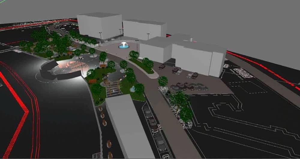 Крива Паланка ќе добие нов модерен Градски плоштад