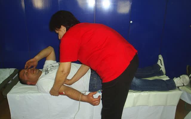 СДСМ организира крводарителска акција во партиските простории