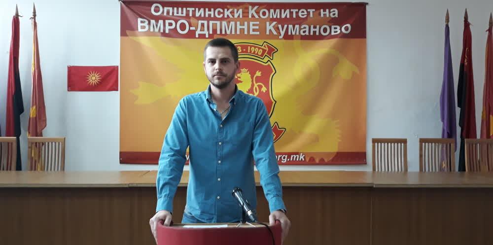Димитриевски и СДСМ за 4 години не направија ништо, па сега воскреснуваат рециклирани ветувања, обвини Давидовиќ