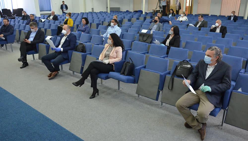 Околу 90 кандидати се пријавиле за листата на советници на СДСМ во Куманово