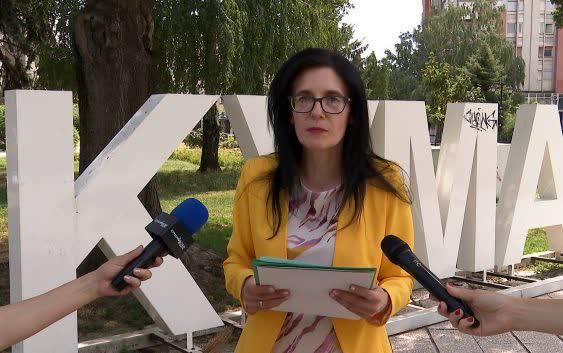 Уште 1.100 стечајци ќе бидат материјално обезбедени, кажа Димитријевска
