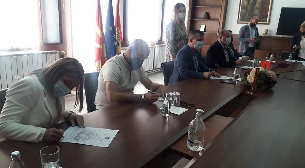 На фер избори се обврзаа кандидатите за градоначалник на Куманово