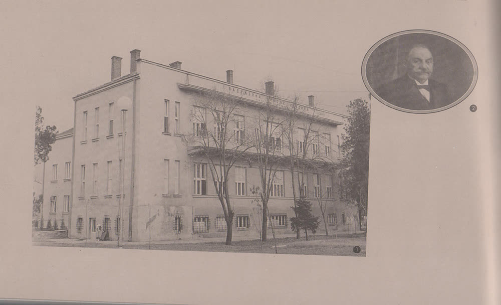Прва кумановска болница – задужбина београдског трговца Николе Спасића