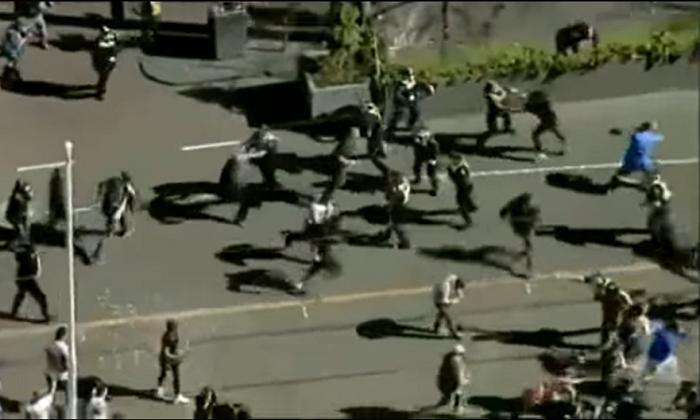 """Во Австралија не се случија ниту """"огромни протести"""", ниту """"револуција"""""""