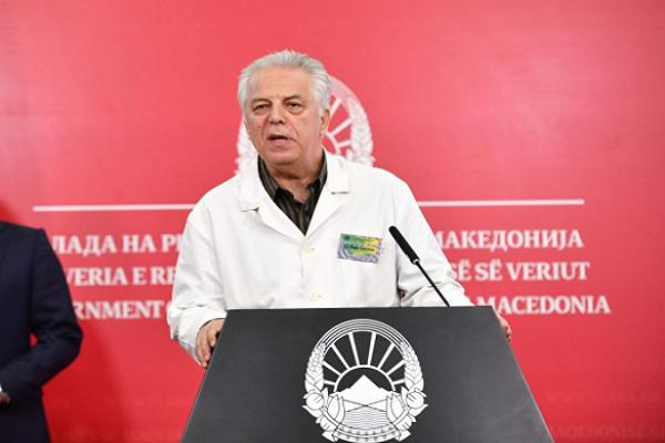 Доктор Жарко Караџовски не е на платниот список на Рокфелер