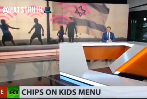 Лага е дека Израел почнува со чипирање на децата
