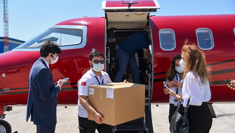 """Стигнаa 30.000 вакцини """"Синовак"""", донација од Турција"""