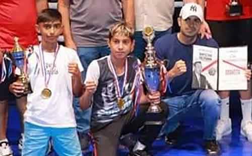 Боксерот Фуркан Јашаровски ќе учествува на европско првенство во Сараево