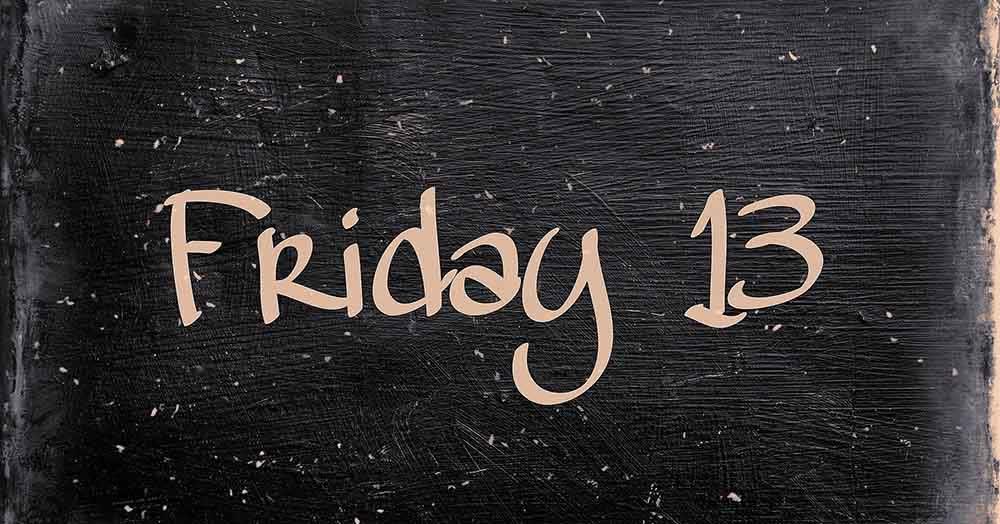Тринаесет факти за петок 13-ти