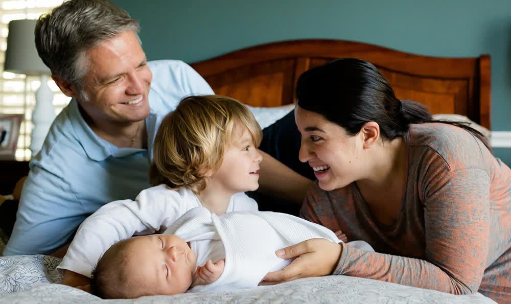 Како домашните разговори влијаат на самодовербата на децата?