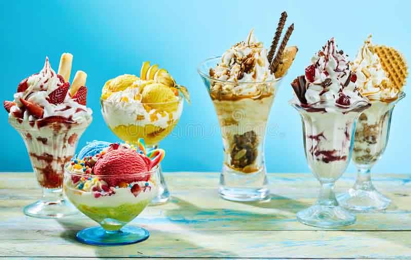 Видови сладоледи кои треба да ги пробате