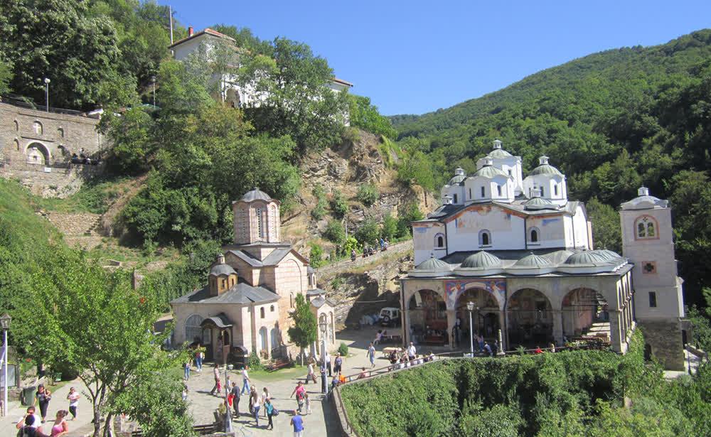 Осоговскиот манастир - богатство на амбиенталност и монументалност