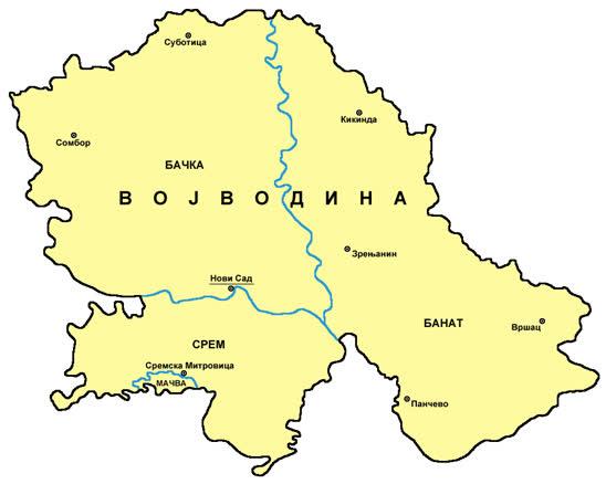 Повоено иселување од кумановскиот крај во Војводина