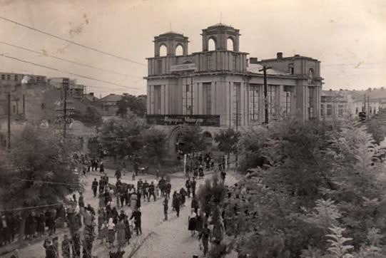 Првото училиште во старо Куманово